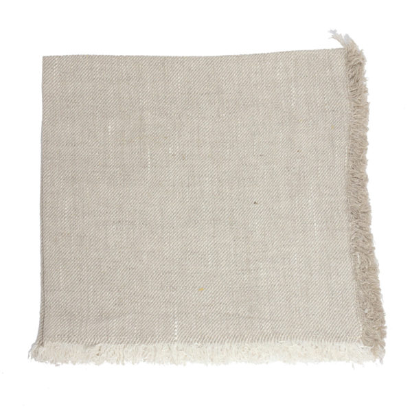 Linen-Way-Bilbao-Dinner-Napkin-Beige